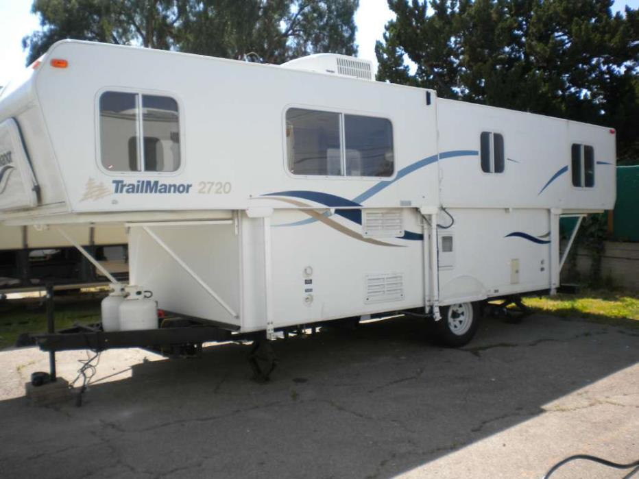 2002 Trailmanor TrailManor 2720