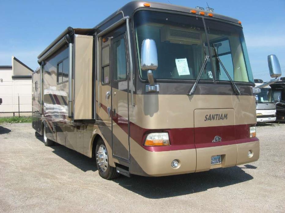 2005 Beaver Motor Coaches SANTIAM 40DST