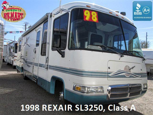 Rexhall Rexair rvs for sale
