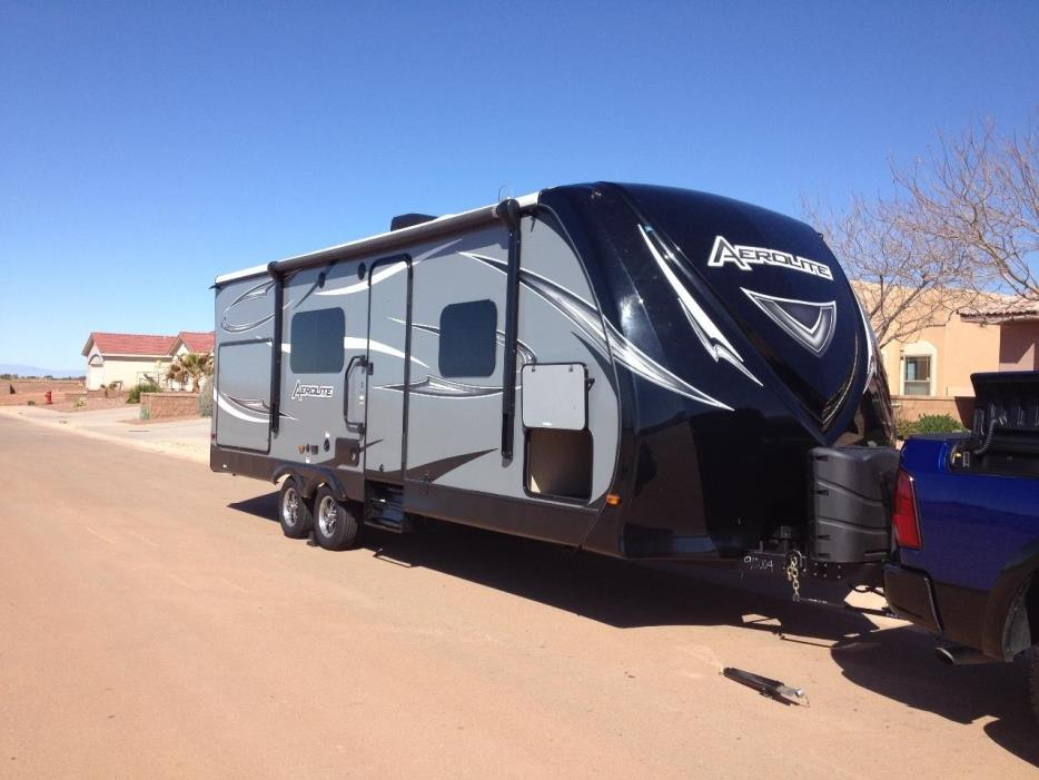 2014 Aerolite TRAVEL TRAILER