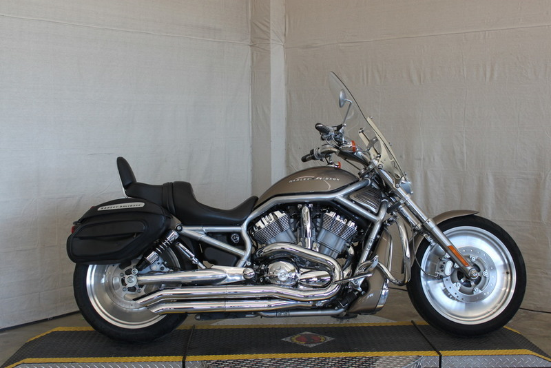 2004 Harley-Davidson VRSCA - VRSC A V-Rod