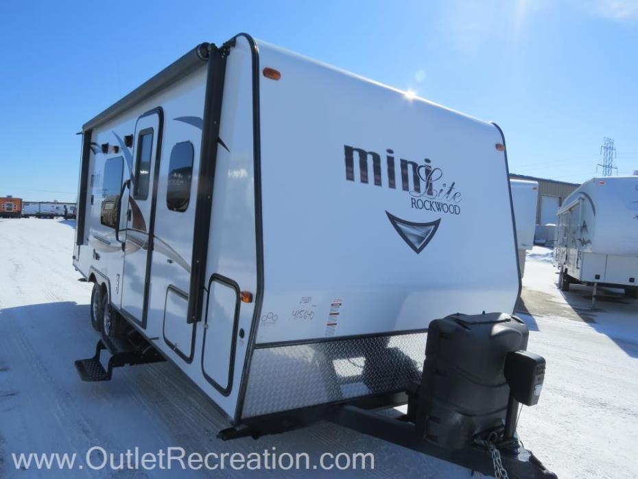 2017 Forest River Rockwood Mini Lite2304KS