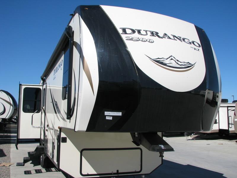2017 Kz Rv Durango 2500 D336RET