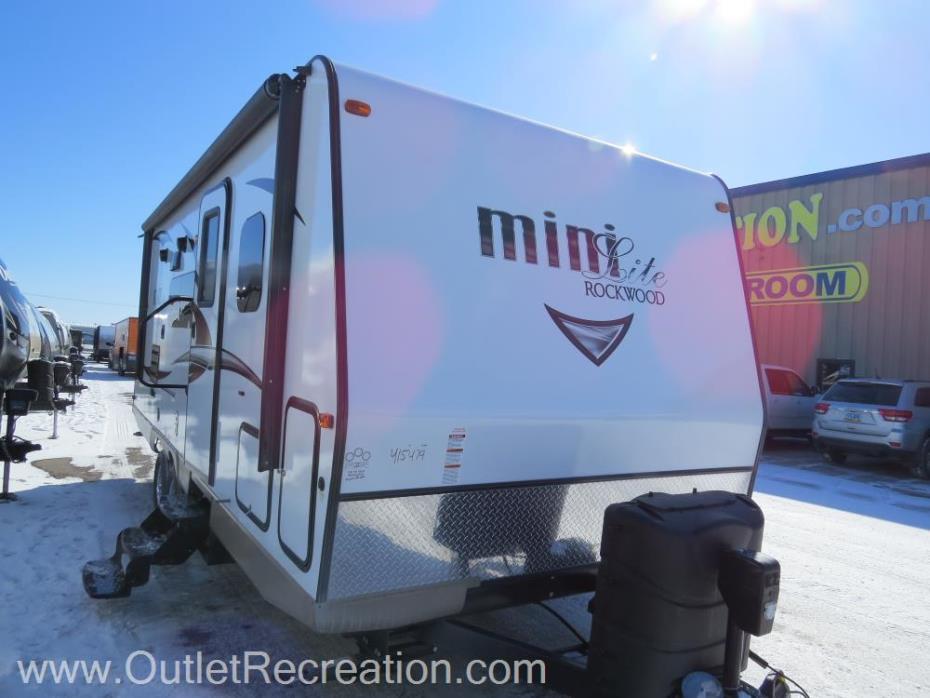 2017 Forest River Rockwood Mini Lite2504S