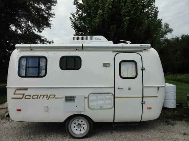 2007 Scamp 16' DELUXE