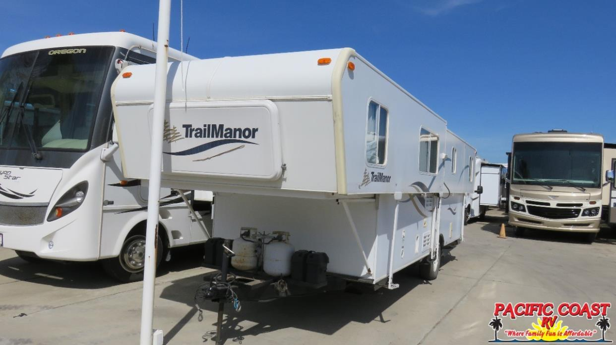 2003 Trailmanor 3124KB