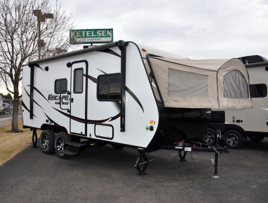 2017 K-Z Rv ESCAPE 180RBT