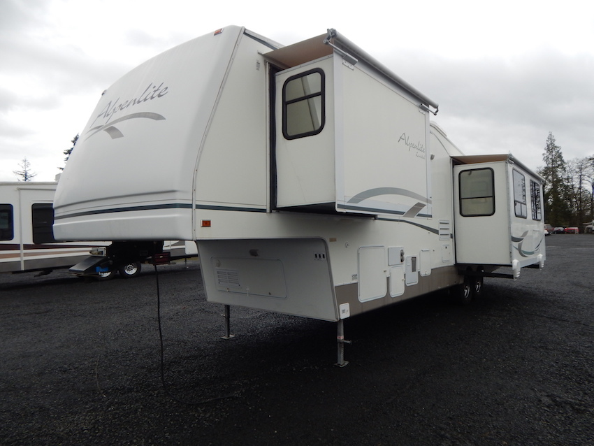 2003 Alpenlite LIMITED SERIES STONECREEK 36RLT