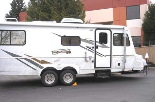 Bigfoot 25b25rq RVs for sale