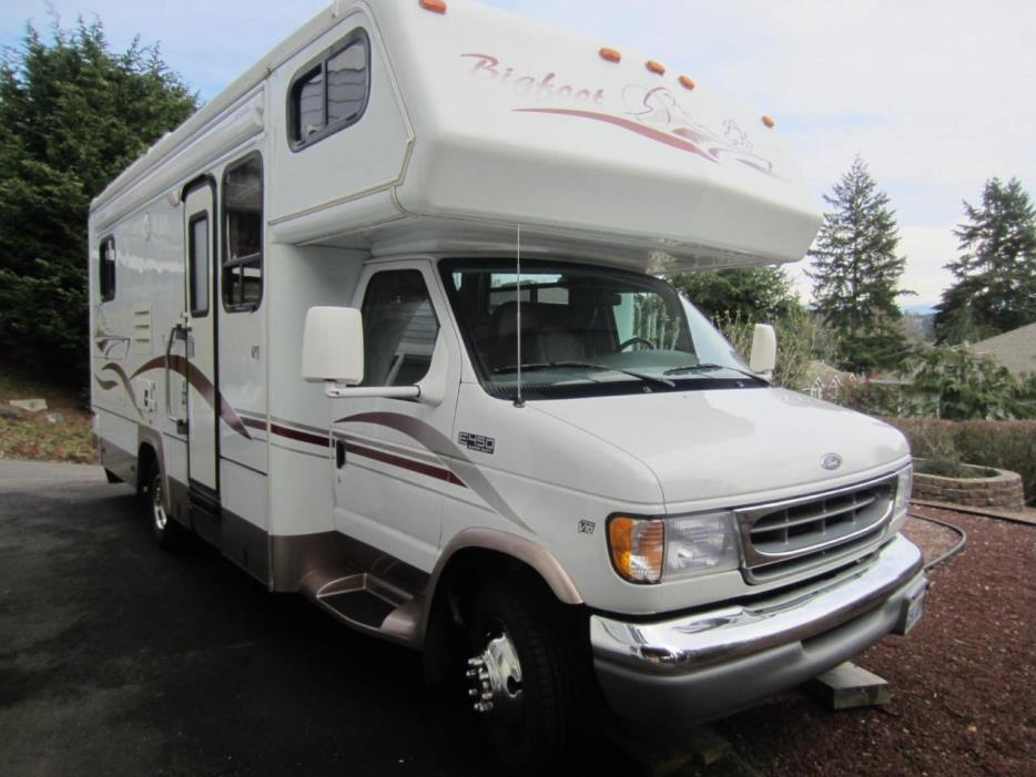Bigfoot rvs for sale in Washington