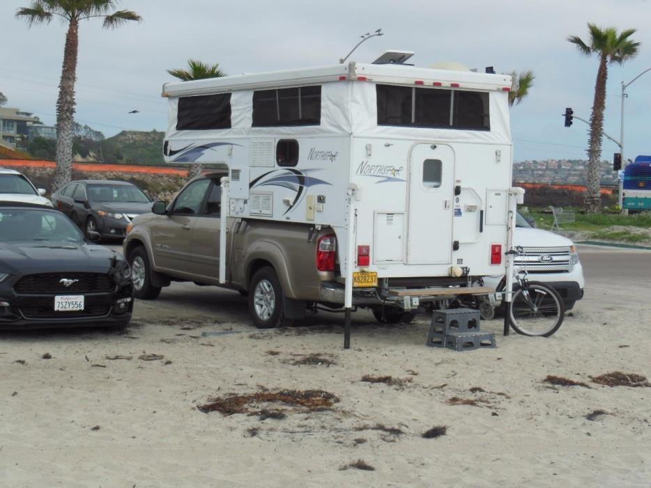 2012 Northstar TRUCK CAMPER 850SC