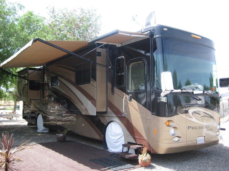2008 Mandalay Coach PRESIDIO-400 39F