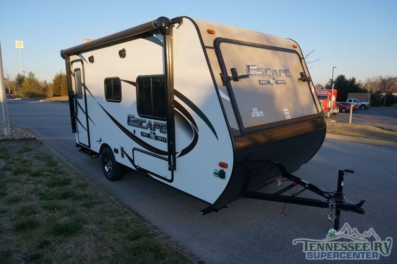 2018 Kz Rv SPREE ESCAPE Spree Escape E160RBT