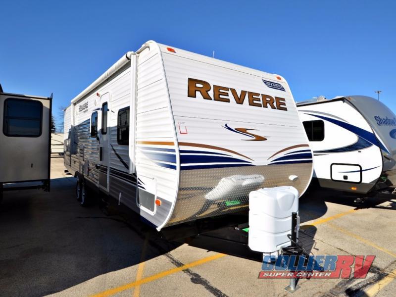 2013 Shasta Rvs Revere 30BH