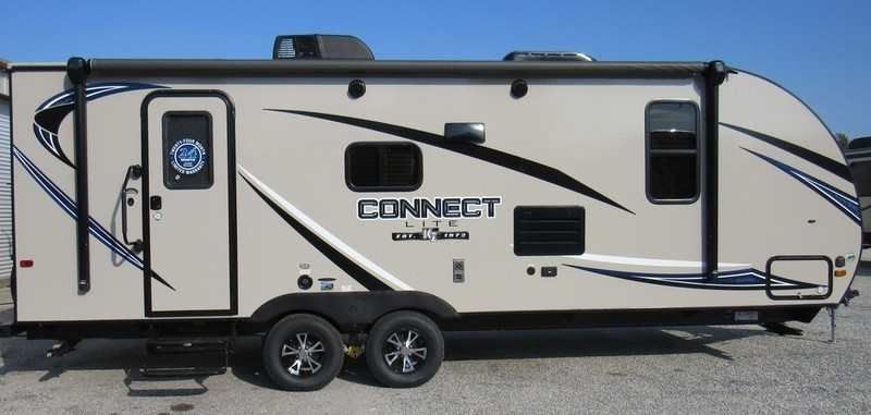2017 Kz Rv Connect Lite C221RD