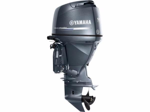 2017 Yamaha Marine F90LA