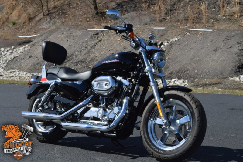 2015 Harley-Davidson XL1200C - Sportster 1200 Custom