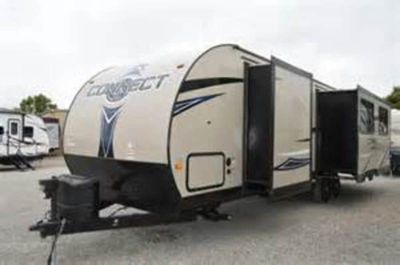 2017 Kz Rv Connect C312RKK