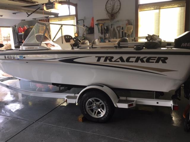 2005 Tracker Tundra 18 WT