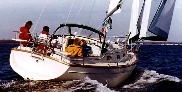 1999 Island Packet 320