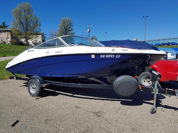 2012 Yamaha Sport Boat sx190