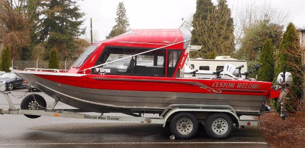 Custom Weld Storm Boats For Sale