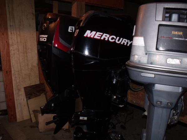 2011 Mercury 60ELPT