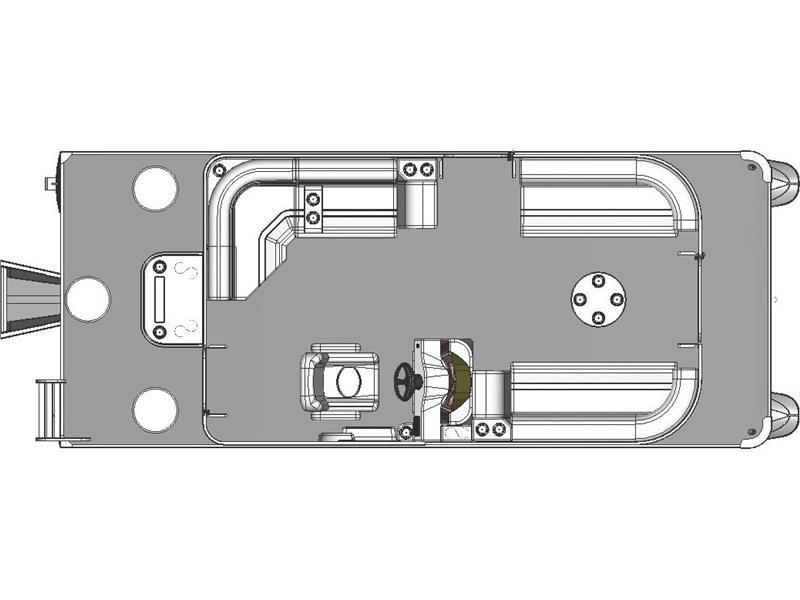 2017 APEX MARINE 820 Splash Pad