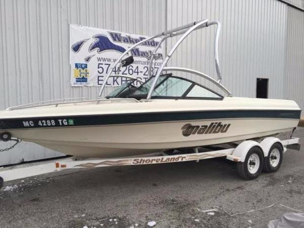 malibu sunsetter boats for sale rh smartmarineguide com 1998 Malibu Boats Dash 2002 Malibu Boat
