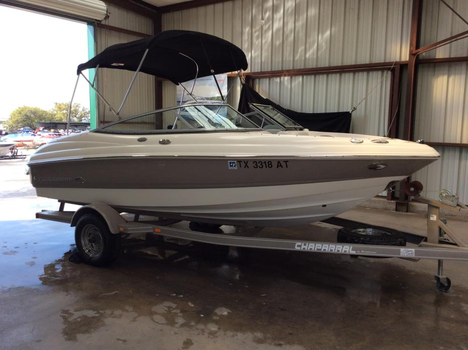 2007 Chaparral 190 SSi