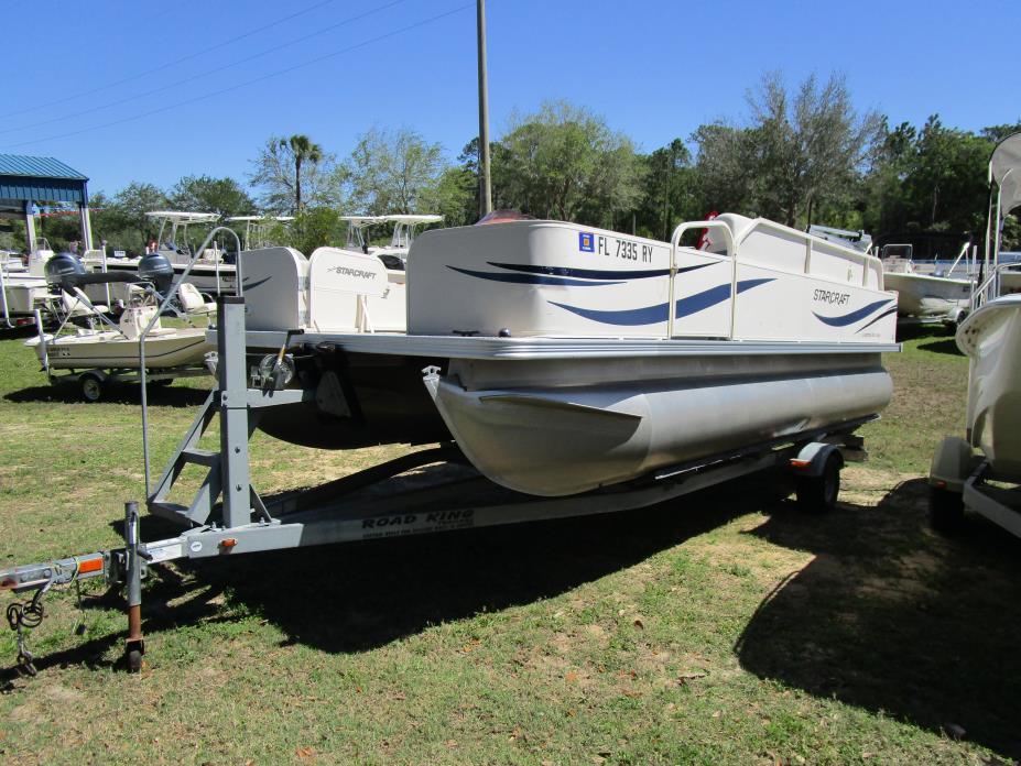Starcraft boats for sale in florida for Starcraft fishing boats