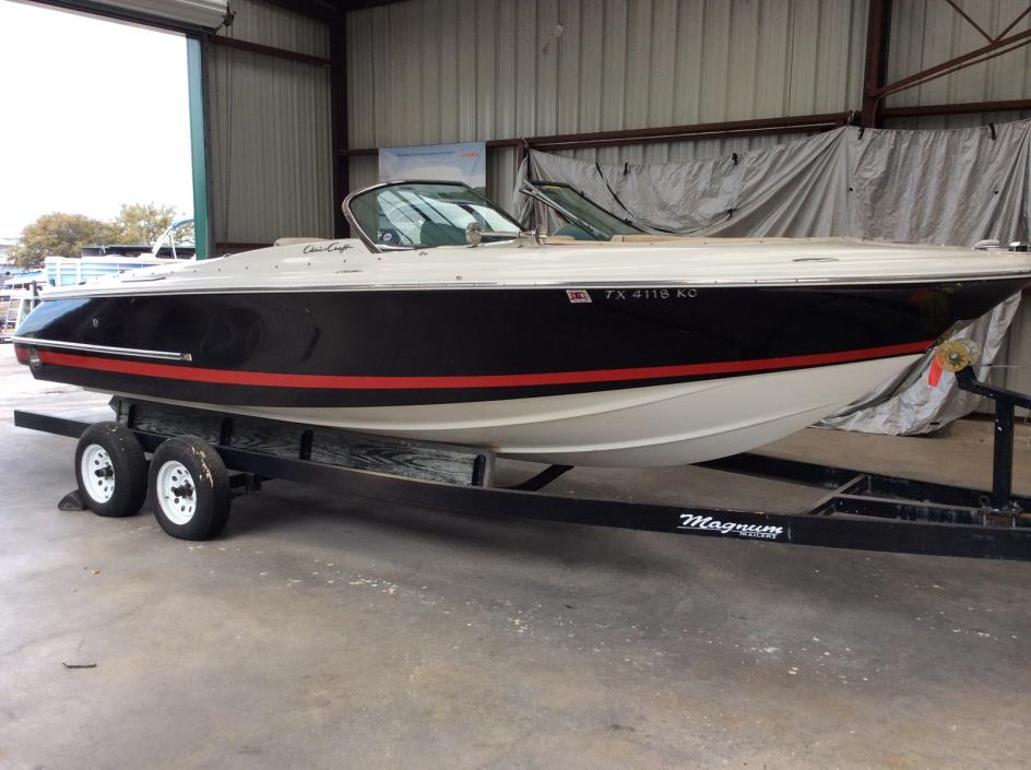 2005 Chris Craft Launch 22
