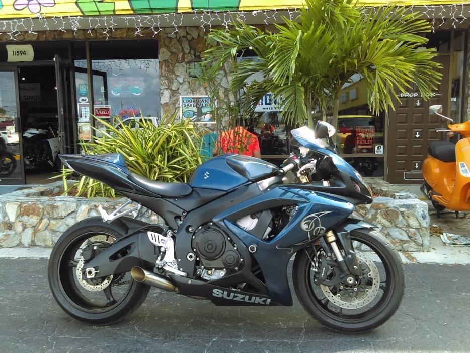 2007 Suzuki GSX-R 600