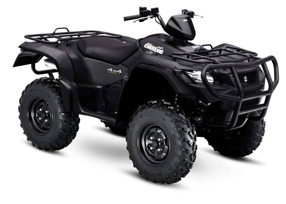 2017 Suzuki KINGQUAD 500AXI POWER STEERING SPECIAL EDITION RUGGED