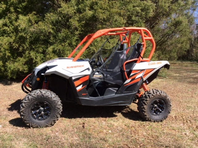 2016 Can-Am MAVERICK MAX 1000R