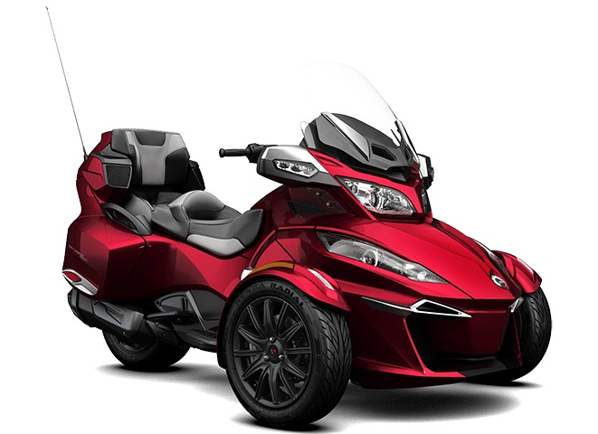 2016 Can-Am Spyder RT-S SE6