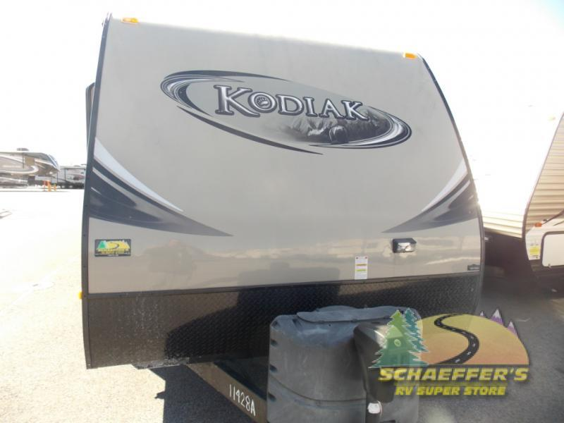 2012 Dutchmen Rv Kodiak 284BHSL