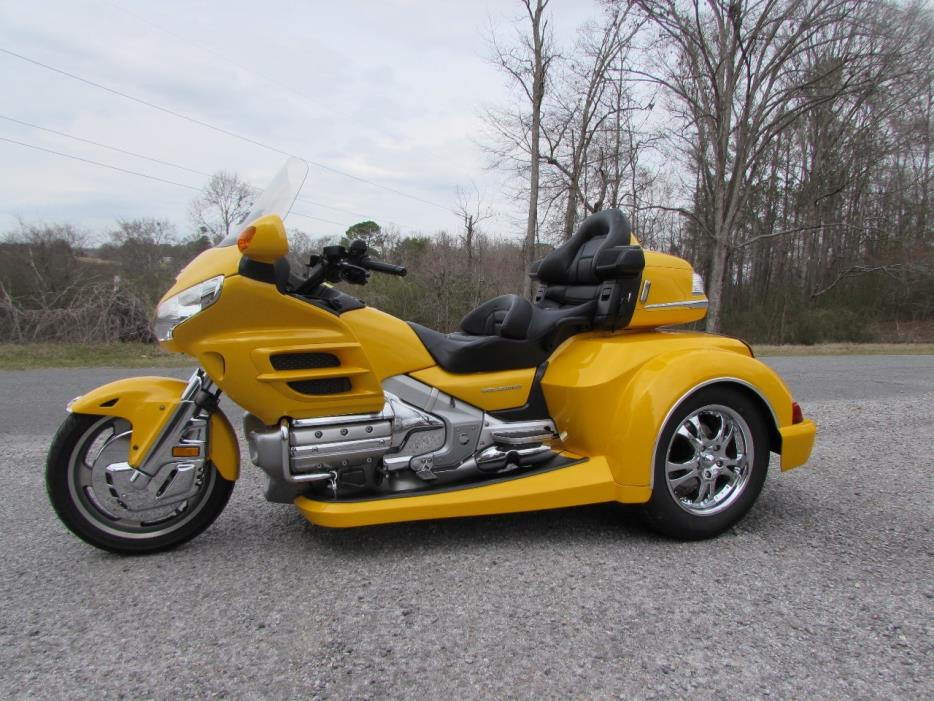 2009 Honda GOLDWING GL1800 ROADMSIHT HTS WITH RUNNING BOARDS