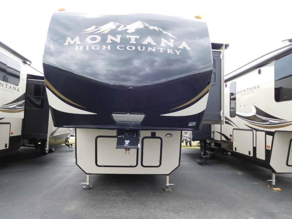 2017 Keystone Montana High Country 370BR