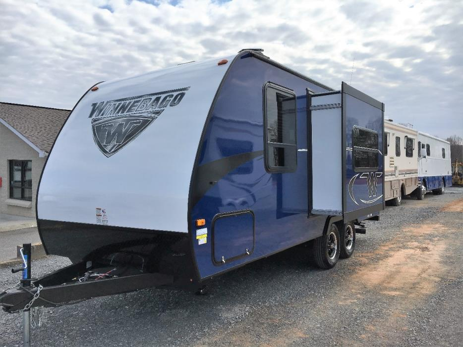 Winnebago Micro Minnie 2106ds Rvs For Sale