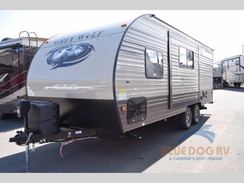 2018 Forest River Rv Cherokee Grey Wolf 21RB