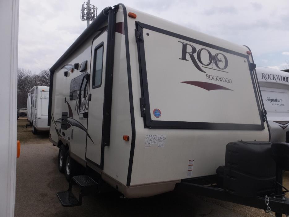 2017 Rockwood 183 ROO Expandable