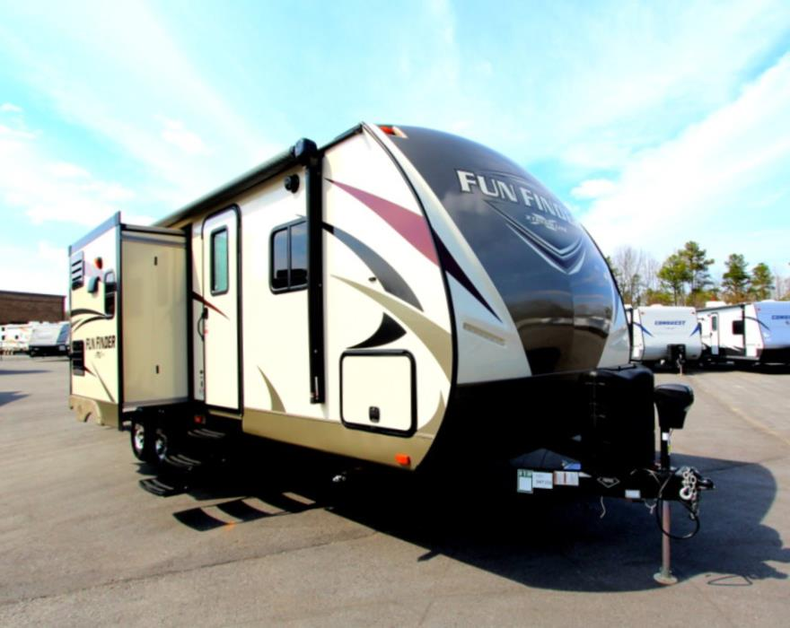 2018 Cruiser Rv FUN FINDER 29DS