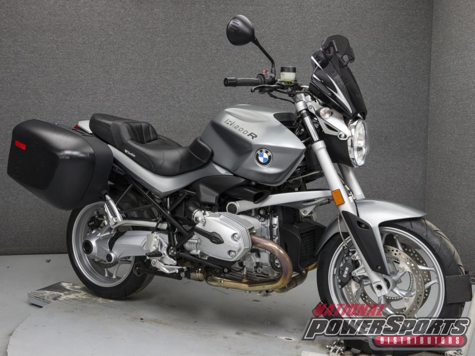 2009 BMW R1200R W/ABS