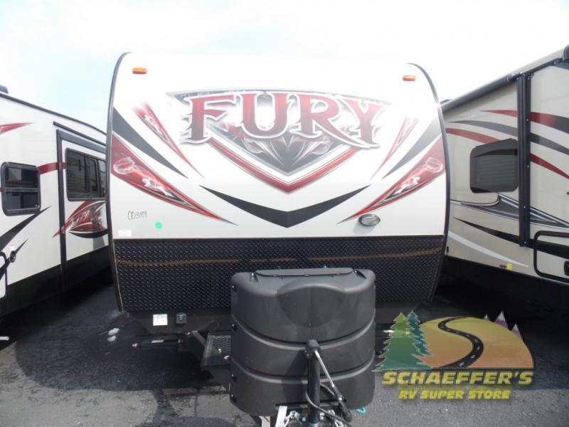 2017 Prime Time Rv Fury 3110