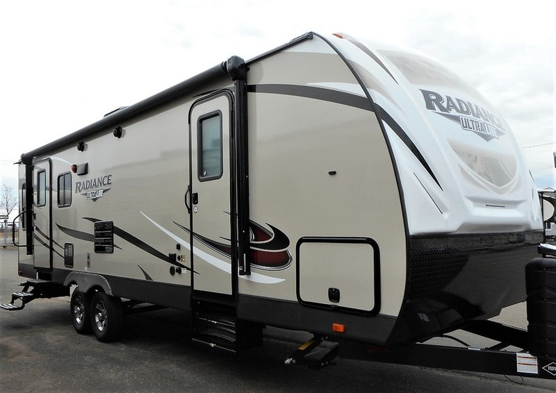 2018 Cruiser Rv Radiance 25RL