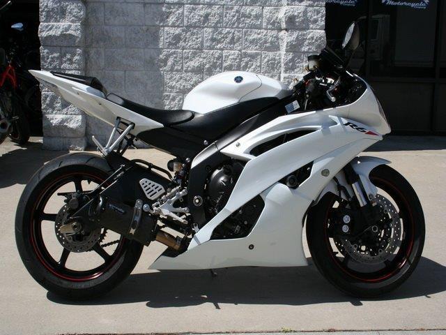2010 Yamaha YZF R6