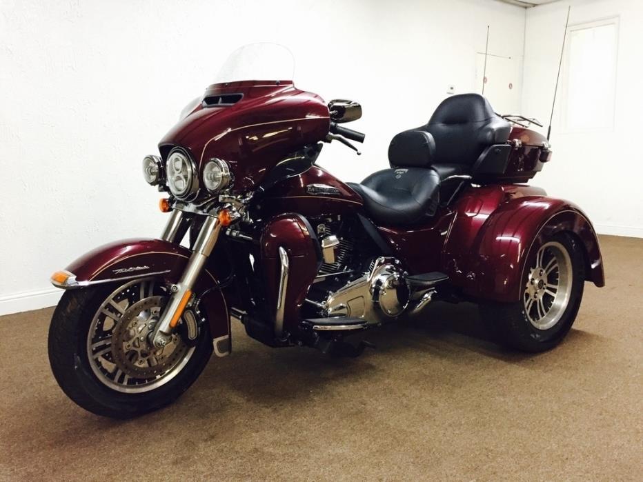 harley davidson tri glide ultra motorcycles for sale in texas. Black Bedroom Furniture Sets. Home Design Ideas