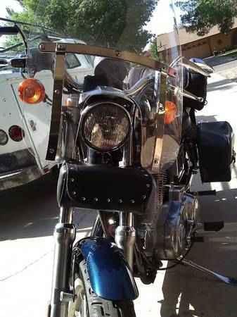 2001 Harley-Davidson SPORTSTER 883