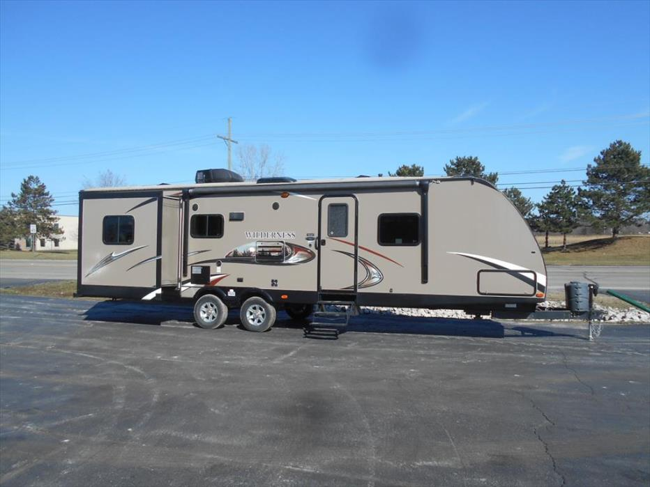 2013 Heartland Rv Wilderness WD 3175RE